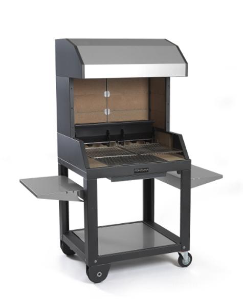 Ionio Barbecue A Legna Da Terrazze E Giardino Edilmondo